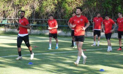 Gençlerbirliği, Yeni Malatyaspor maçı hazırlıklarına başladı