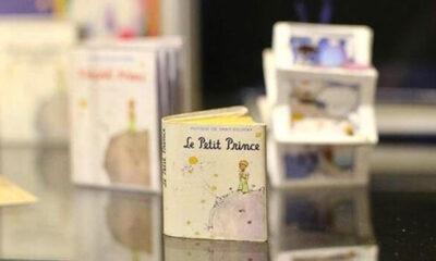 'Küçük Prens' için Eskişehir'de müze oluşturuldu