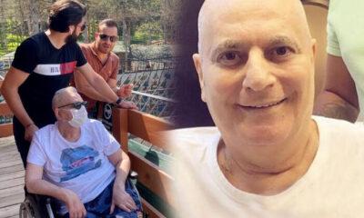 Mehmet Ali Erbil kök hücre tedavisine başlıyor… İşte son hali!