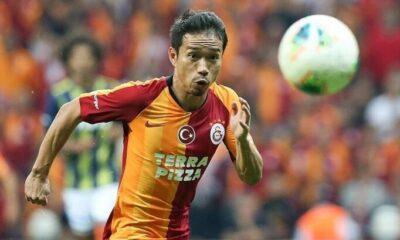 Nagatomo Türkiye'den ayrılırken duygu dolu sözler kullandı