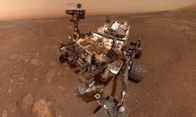 NASA'nın Curiosity Mars aracı yeni yolculuğuna başlıyor