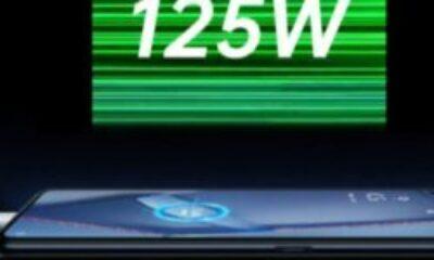 Oppo'dan 20 dakikada tam şarj sunan 125W şarj cihazı