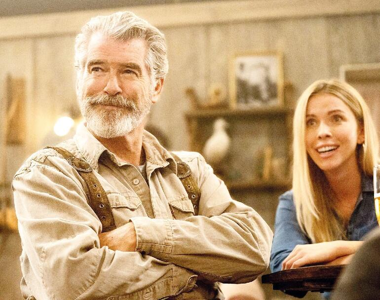 Pierce Brosnan:Will'in babasını oynayacakyaşa mı gelmişim!