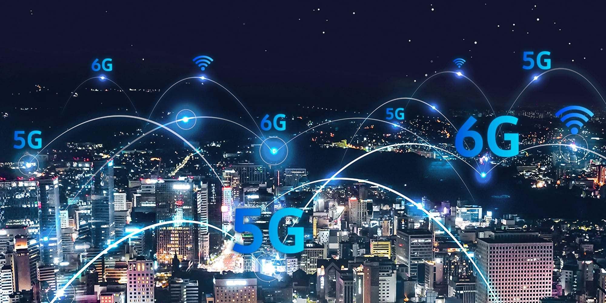 Samsung 6G teknolojisi için tarih verdi #1