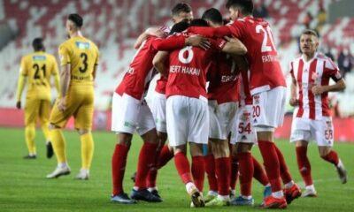 Sivasspor galibiyete hasret kaldı