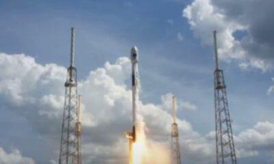 SpaceX, ABD ordusunun GPS uydusunu başarıyla fırlattı