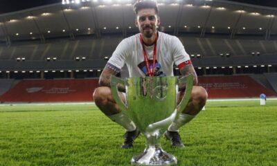 Trabzonspor'da Jose Sosa'dan ayrılık cevabı