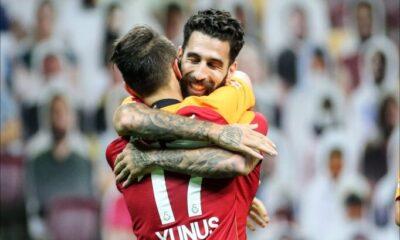 Yunus Akgün, Süper Lig'deki ilk golünü attı!