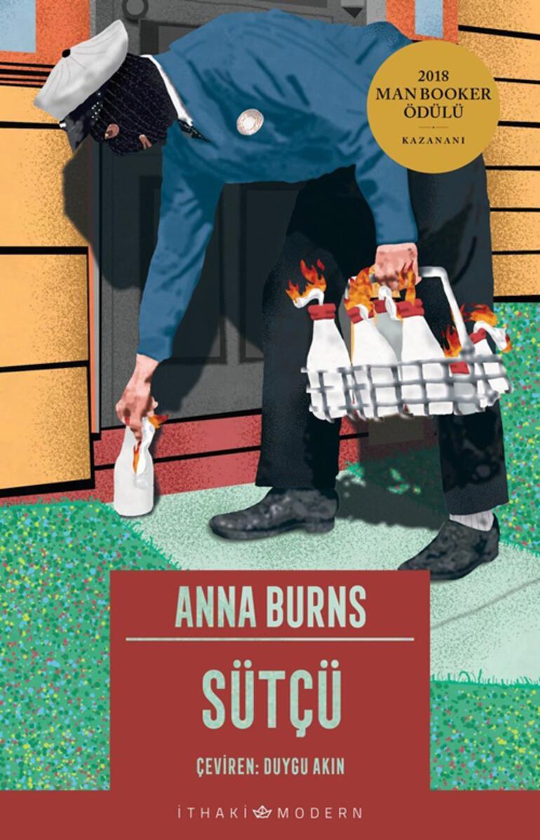 Anna Burnsün Sütçüsü Türk okuruyla buluşuyor
