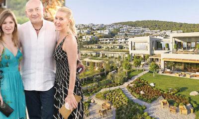 Bodrum'daki lüks evini 16 milyon Euro'ya 'Çılgın Türk'e sattı