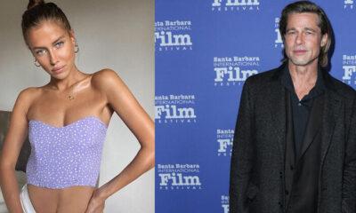 Brad Pitt kaybettiği aşkı genç model Nicole Poturalski'de mi buldu?