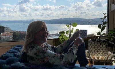 Derya Baykal 26 yıllık evinden taşındı… İşte yeni manzarası!