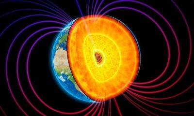 Dünya'nın manyetik alanındaki zayıflık büyüyor