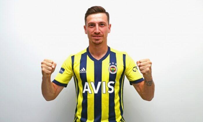 Fenerbahçe, Mert Hakan Yandaş'ı açıkladı