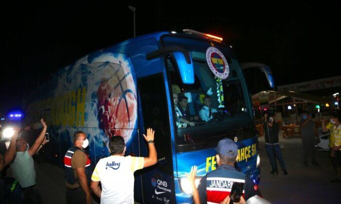 Fenerbahçe Topuk Yaylası'nda