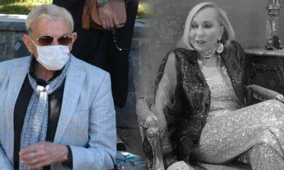 Haldun Dormen'in kız kardeşi Güler Dormen Yiğit son yolculuğuna uğurlandı