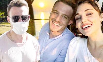 Kerem Bürsin, Hande Erçel ile aşk mı yaşıyor? Açıklama geldi…