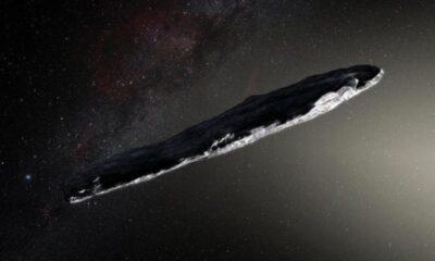 Oumuamua'nın uzaylılara ait olma ihtimali yeniden gündeme geldi