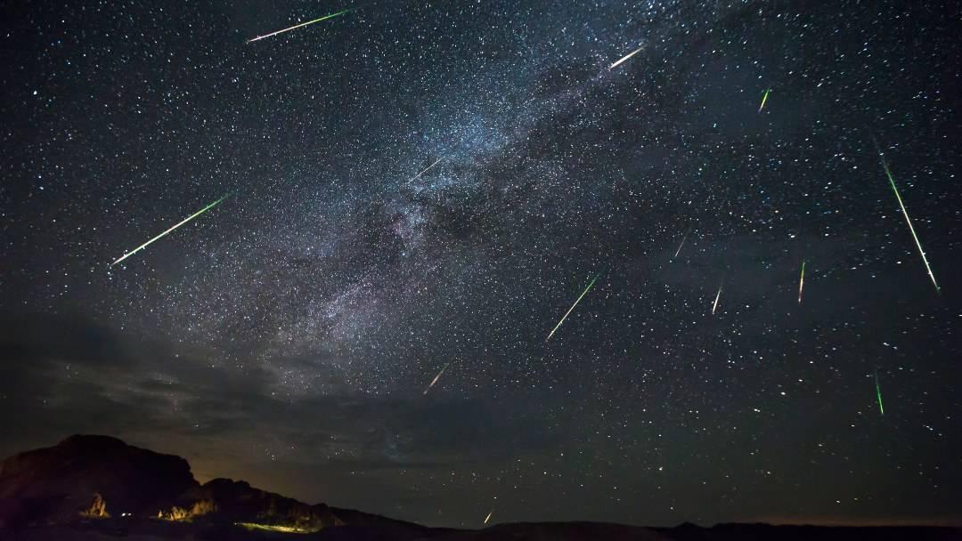 Perseid meteor yağmuru nedir #1