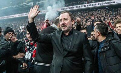 Sergen Yalçın, Beşiktaş'ın başında ilk Avrupa maçına çıkacak