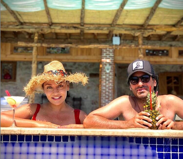Ünlüler tatilde (30 Temmuz 2020)
