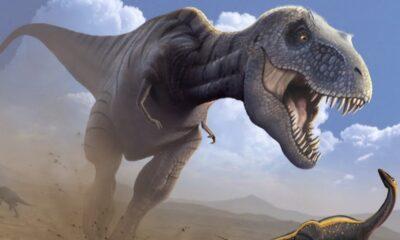 Yeni keşfedilen dinozor T-Rex'in akrabası çıktı