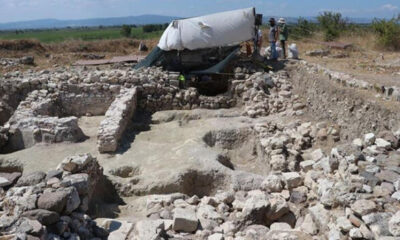 2 bin 600 yıllık Lidya mutfağından 'fare kafatası' çıktı