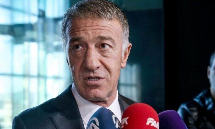 "Ahmet Ağaoğlu: ""Uğurcan ve Sörloth'a teklif var"""