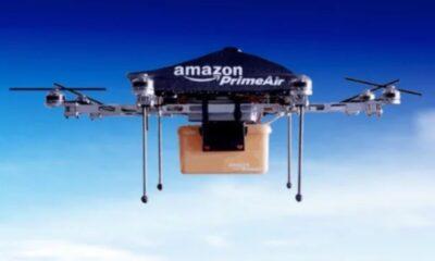 Amazon, drone ile teslimat yapabilmek için gerekli onayı aldı