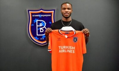 Başakşehir 4. transferini duyurdu: Bolingoli!