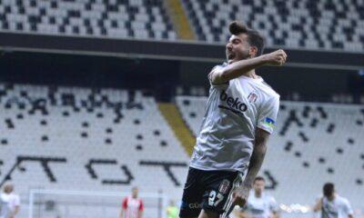 Beşiktaş'ın transferleri siftah yaptı