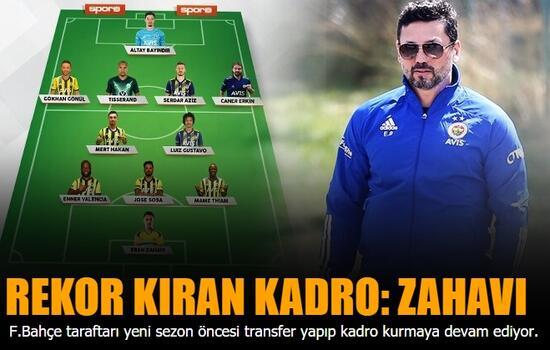 Eran Zahavi'den Fenerbahçe cevabı
