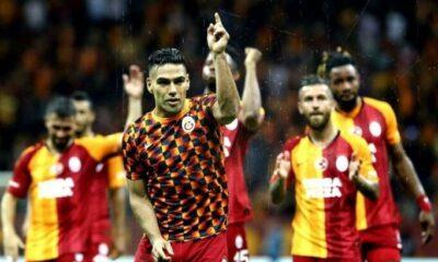 "Falcao'dan Cuadrado'ya: ""Galatasaray'a gel"""