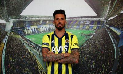 Fenerbahçe'de yeni 5 numara: Jose Sosa