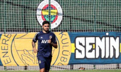 Fenerbahçe, Rizespor maçının hazırlıklarını sürdürdü