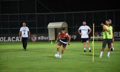 Gaziantep FK'de Galatasaray maçı hazırlıkları