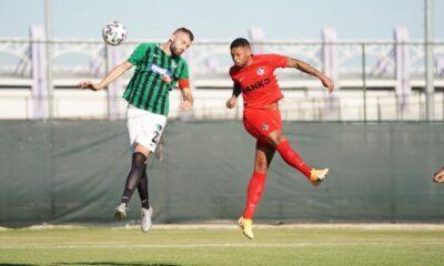 Gaziantep FK, hazırlık maçında Denizlispor'u mağlup etti!