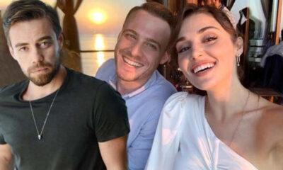 Hande Erçel'le ayrılığının nedeni Kerem Bürsin mi? Murat Dalkılıç'tan açıklama…