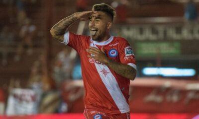 Hatayspor'a Arjantin'den 9. transfer