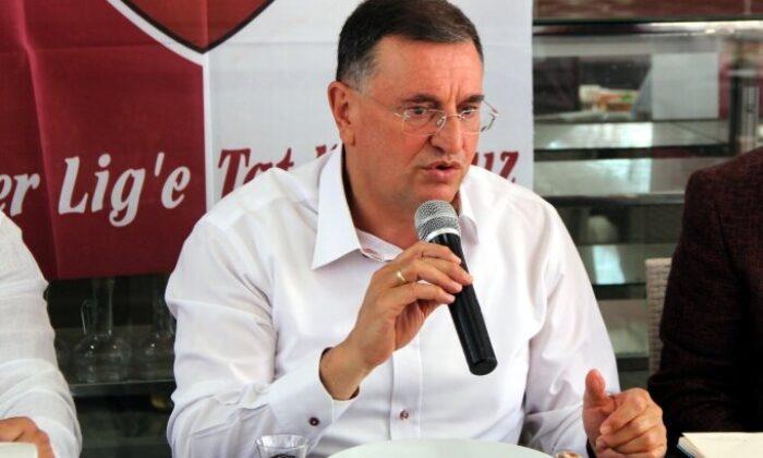 Hatayspor'un hedefi 8-10 transfer!