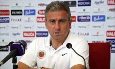 Malatyaspor'dan Hamza Hamzaoğlu açıklaması