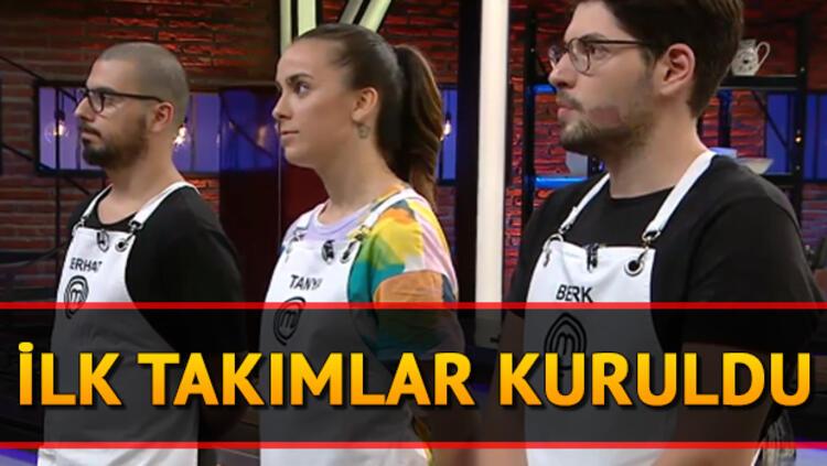 MasterChef kim kazandı? 17 Ağustos MasterChef Türkiye 2020 takım kaptanları ve kurulan yeni takımlar