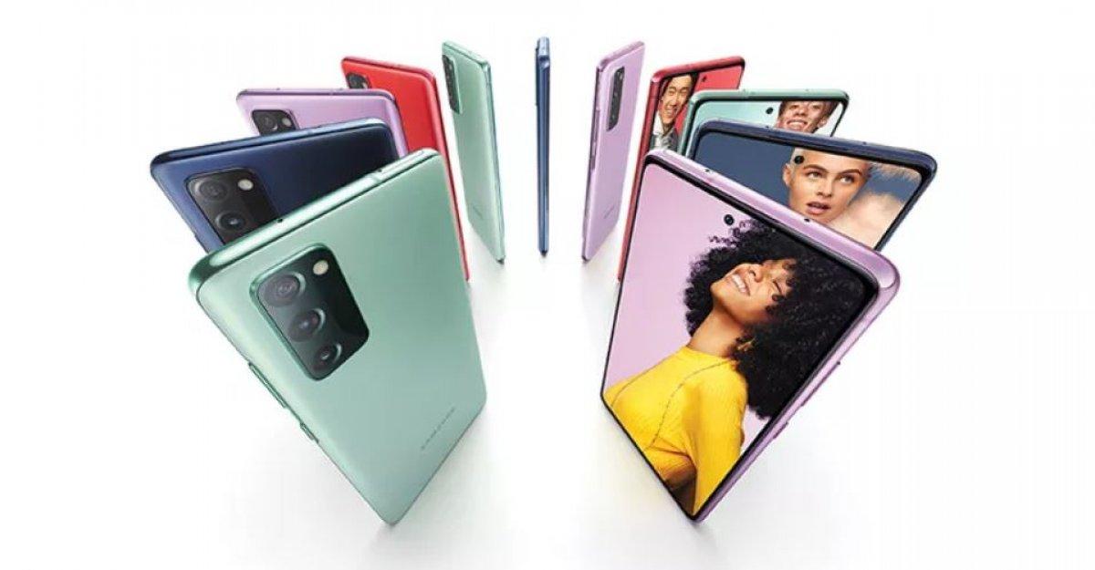 Samsung Galaxy S20 FE tanıtıldı: İşte Samsung Galaxy S20 FE fiyatı ve özellikleri