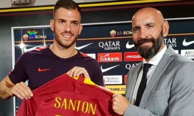 Santon'dan Beşiktaş'a olumsuz yanıt geldi