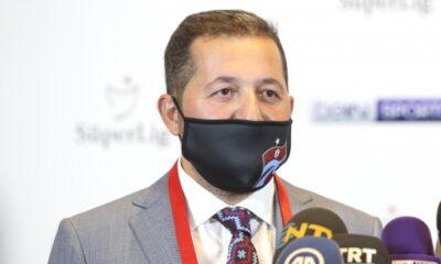 """Trabzonspor'da derbi yorumu: """"Dostça geçsin"""""""