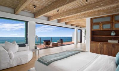 Ünlü oyuncu yazlık evini satışa çıkardı: Sanki okyanus evin içine geldi