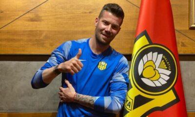 Yeni Malatyaspor'un yeni kalecisi taraftara söz verdi!