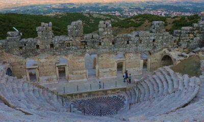 Yılın dokuz ayı üzeri kapatılan Medusa'ya ziyaretçi yoğunluğu