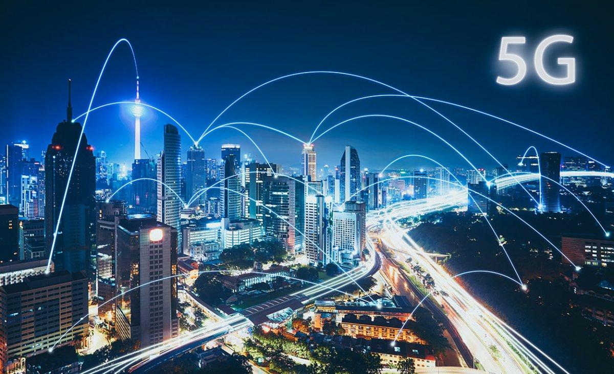 2020 nin sonunda 5G kapsama alanına 1 milyar kişi girecek #1