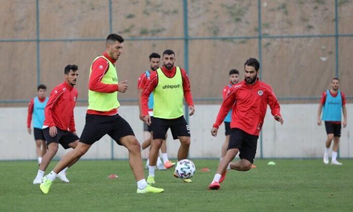 Aytemiz Alanyaspor'da yeni sezon hazırlıkları